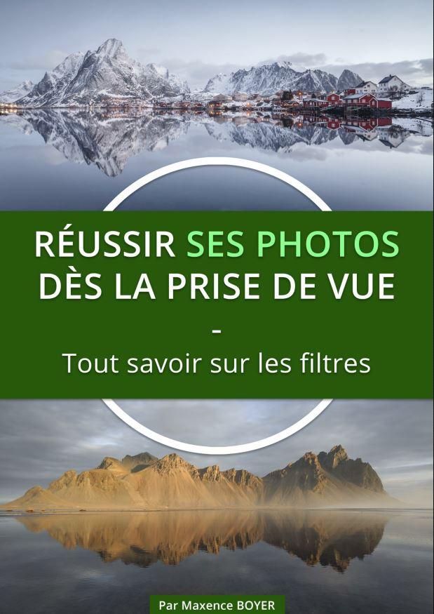 E-book Réussir ses photos dès la prise de vue